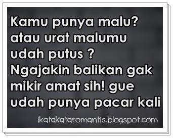 Gambar DP BBM Menghina Menyinggung Mantan