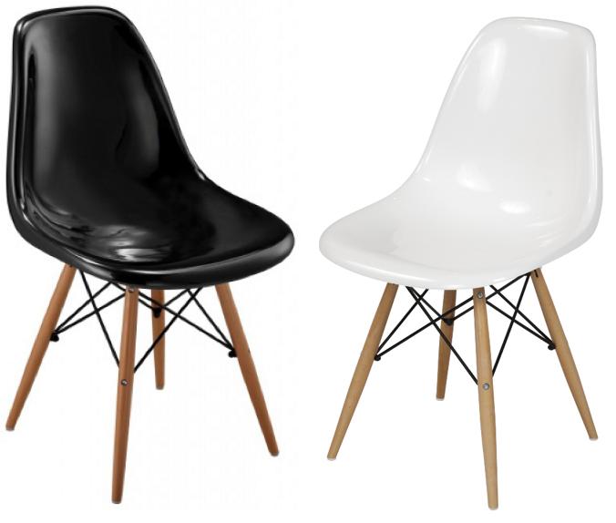 Vinn to flotte Eames stoler - verdi kr. 2.236,-!
