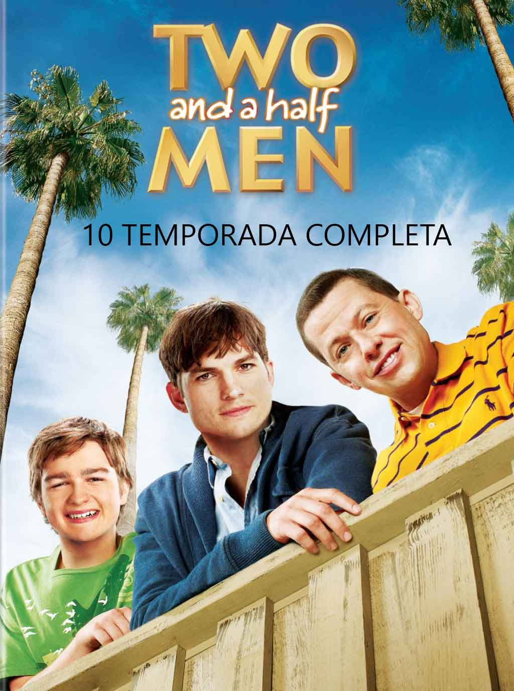 Dois Homens e Meio 10ª Temporada Torrent – BluRay 720p Dual Áudio (2013)