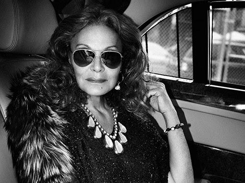 Woman Crush Wednesday: Diane Von Furstenberg