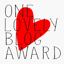 One Lovely Blogaward