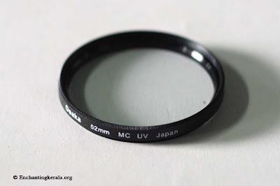 52 mm UV Lens Filter