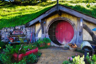 Hobbiton 哈比人故鄉