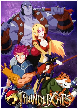 Thunder  2012 on Download     Thundercats 1   Temporada S01e17 Avi   Rmvb     Legendado