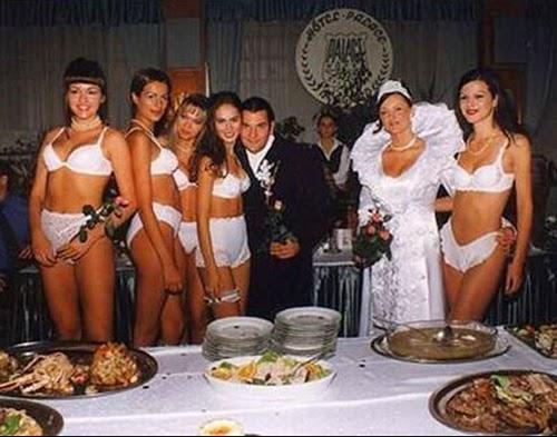 swinger wedding Real