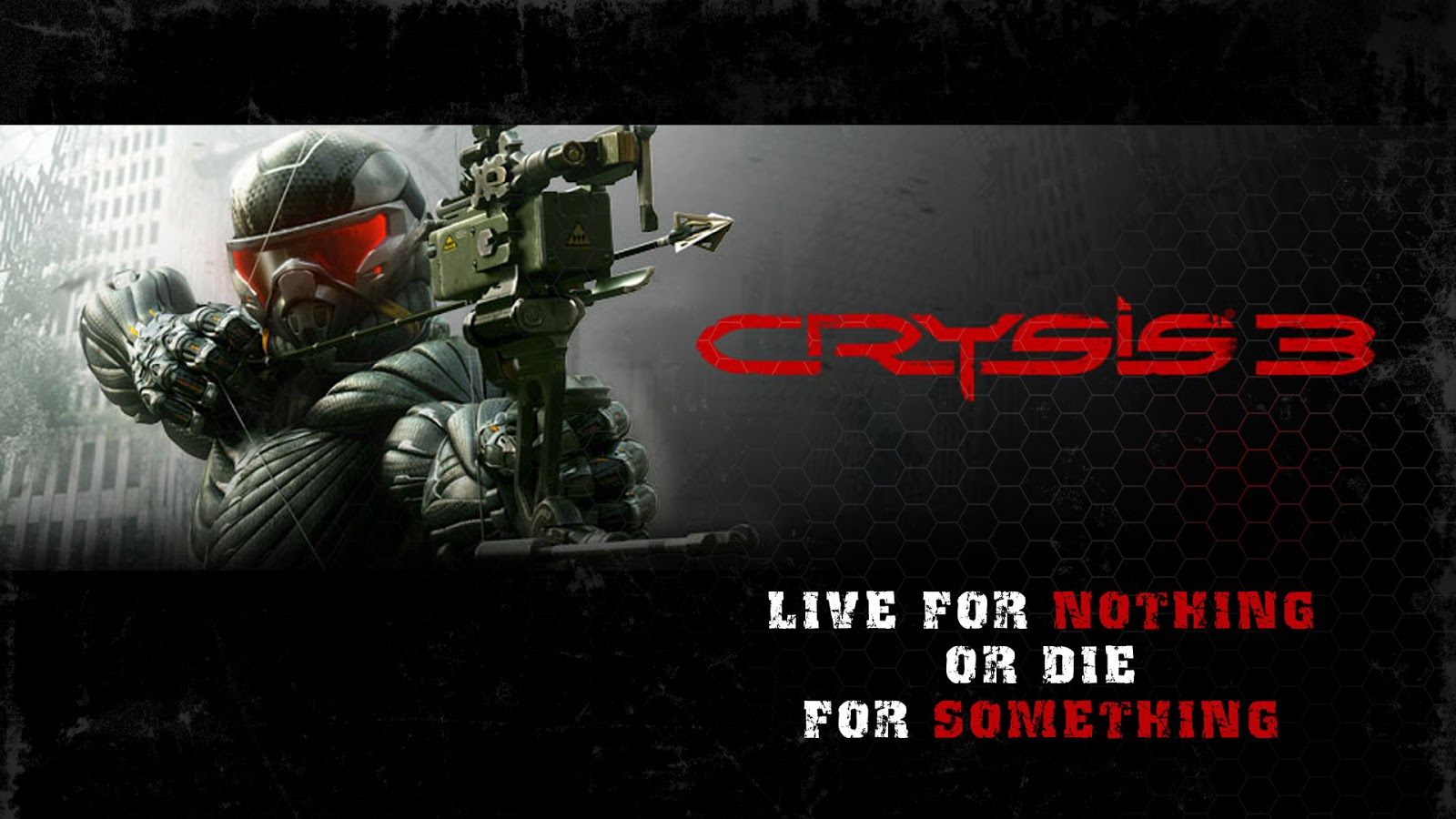 Crysis 3 Keygen + Crack Download 2013 ~ Hacks4Games