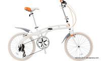Sepeda Lipat Doppelganger 213 Bellissimo 20 Inci