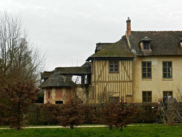 Versailles marie-antionettes estate