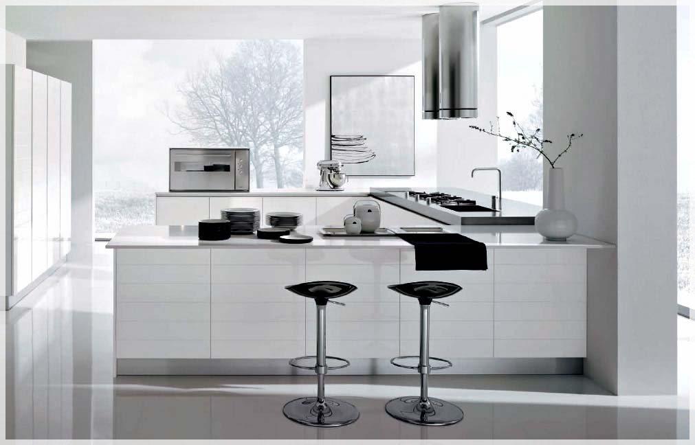 Hvite kjøkken   interiør inspirasjon