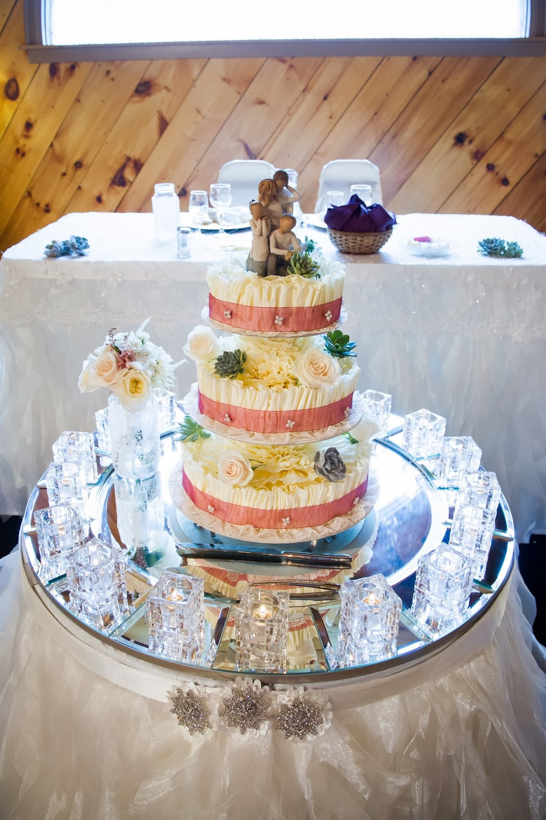 niagara wedding planner a divine affair cake