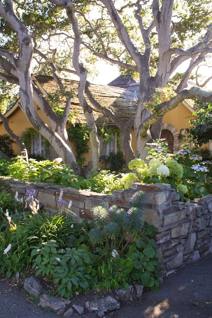 My romantic home born and raised in northern california for Told in a garden designs