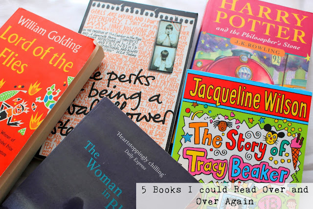 5 Books I Could Read Over and Over Again