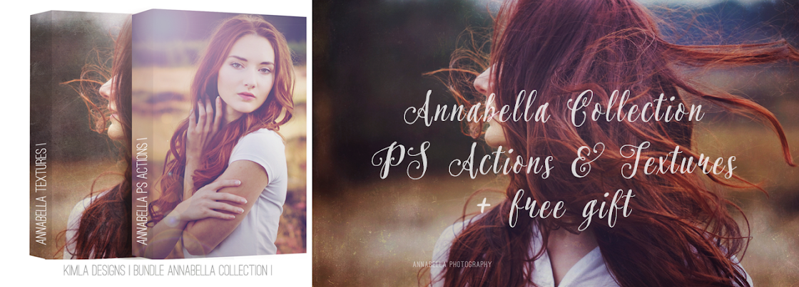 Annabella PS Action & Textures Collection