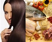 Makanan Yang Dapat Memperindah Rambut