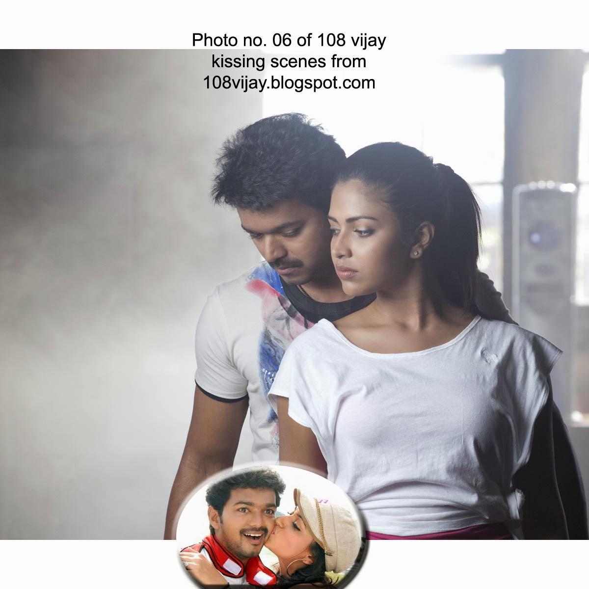 108 Vijay Childhood Family And Shooting Spot Photos