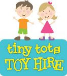 {tiny tots toy hire}