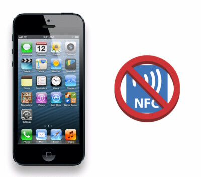 iphone5 NFC and 4G LTE