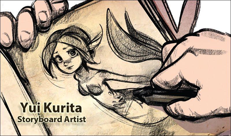 Yui Kurita Storyboard Artist