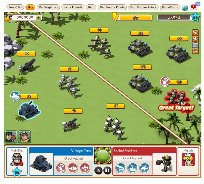Cara hack Empires & Allies dengan Cheat Engine