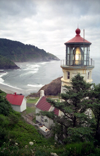 Lighthouse Bed And Breakfast Oregon