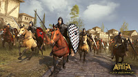 total War: Attila Age of Charlemagne cavalry