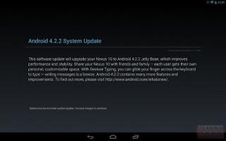 Android Jelly Bean 4.2.2. Sudah Bisa Dirasakan