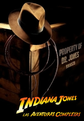Indiana Jones Coleccion DVD R4 NTSC Latino