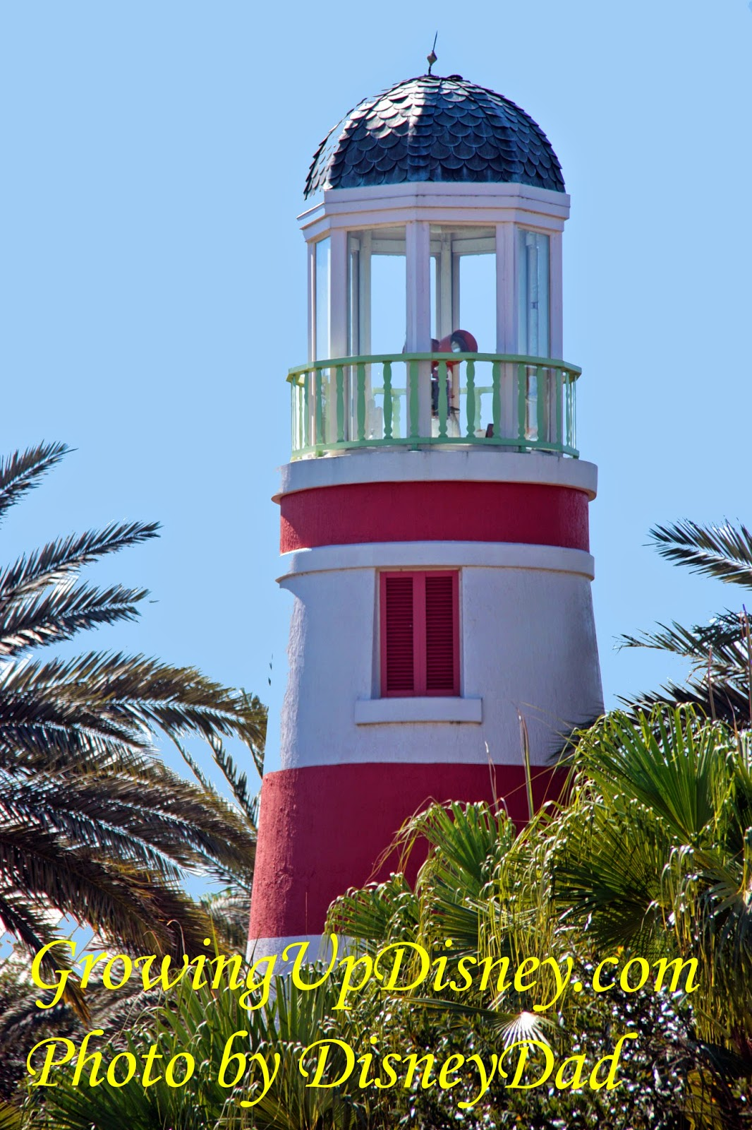Disney's Old Key West Resort Lighthouse, Growing Up Disney