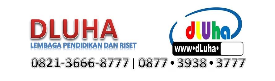 0858•68-522•112 | www.dLuha.co » ikhlas melayani; Jasa Pembuatan Skripsi Jogjakarta