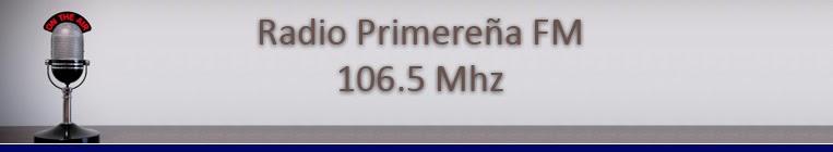 ::.PRIMEREÑA FM.::