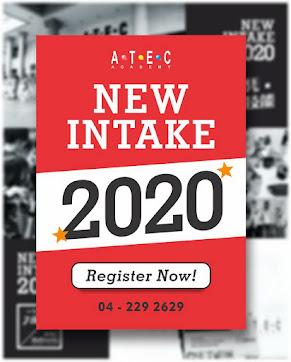 ATEC Multimedia Design Course New Intake 2020 | 2020 多媒体设计课程【招收新生】