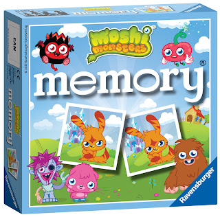 Ravensburger, Moshi Monsters