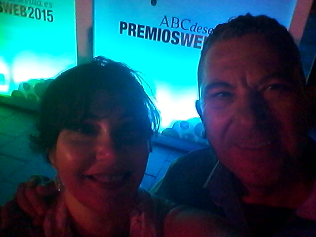 Premios Web 2015 ABC de Sevilla