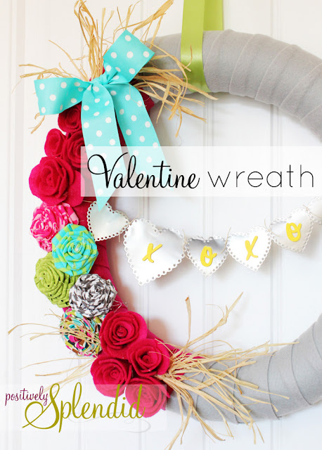 13 Valentine's Day Wreaths To Inspire