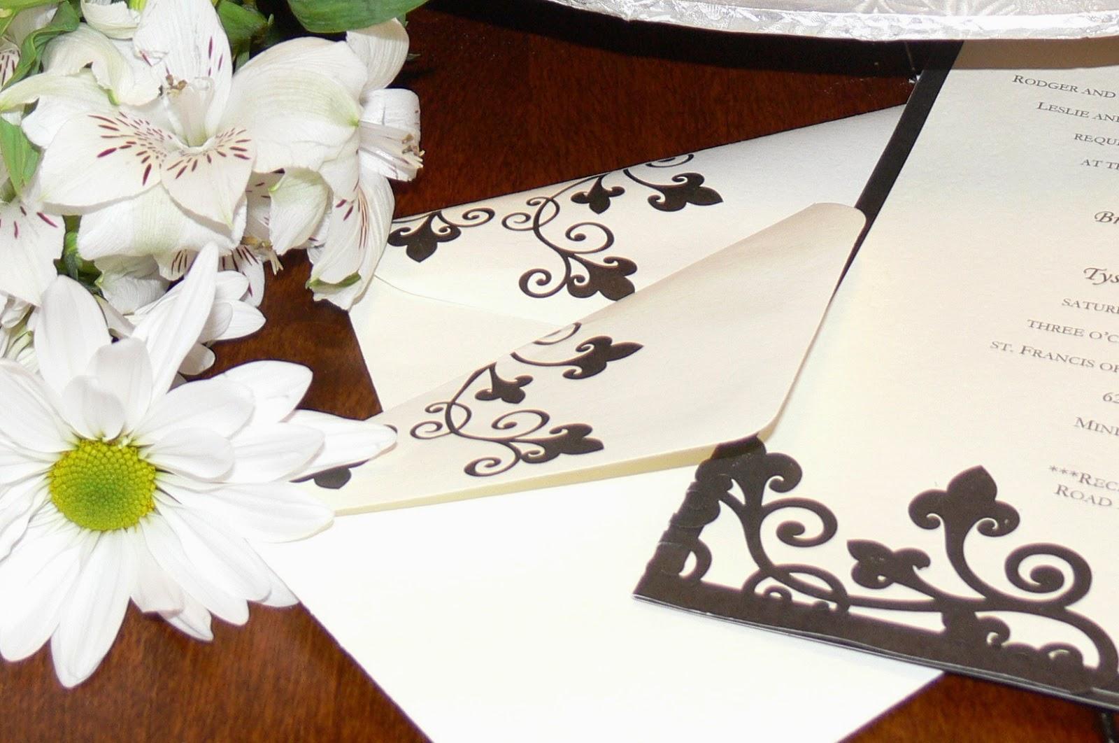 Ultimately Chocolate CAKES: Black-and-White Themed Wedding Cakes ...