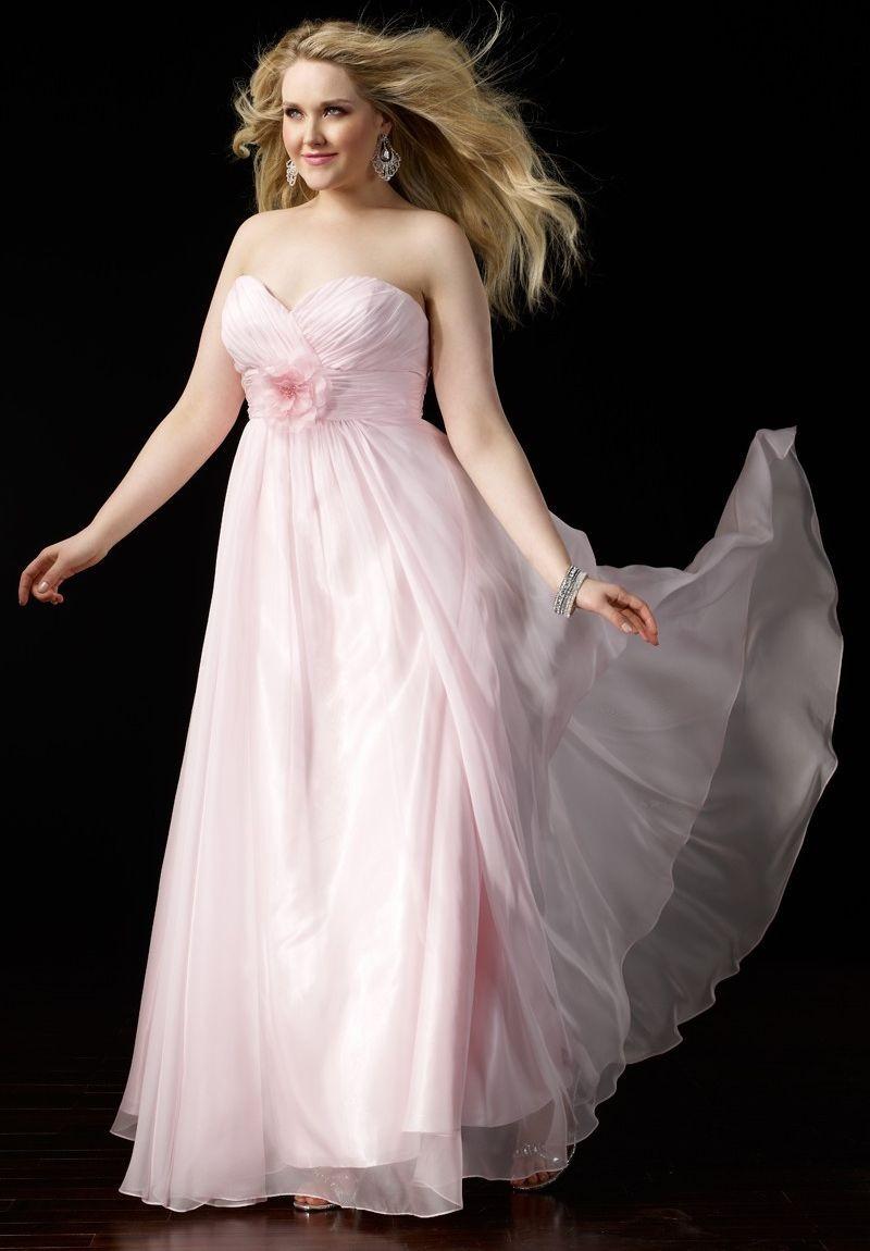 Plus size prom dresses size 24