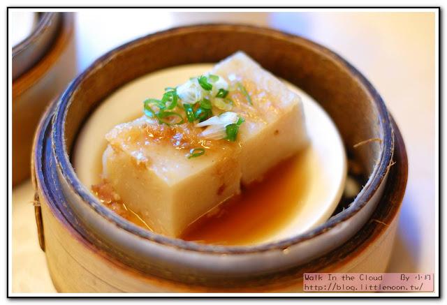 明宮粵菜廳 - 蒸蘿蔔糕