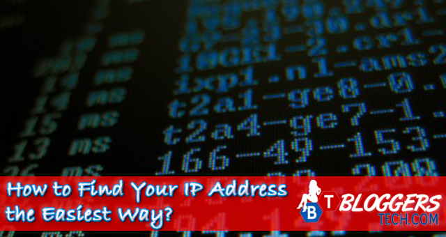 Find IP Address