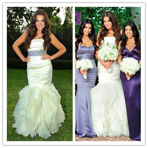 Khloe 39s wedding dress hummmm I wasn 39t a fan of her wedding dress
