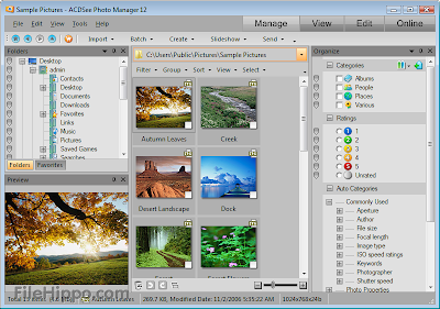 ACDSee 16.0.76 Free Download