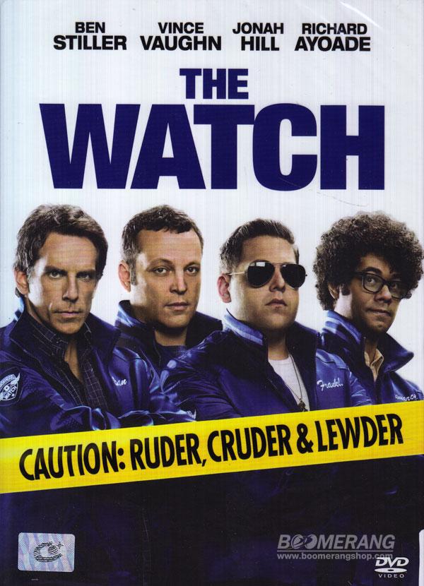 The Watch (2012) เพื่อนบ้าน แก๊งป่วน ป้องโลก [DVD5 From DVD9 Master Zone3]