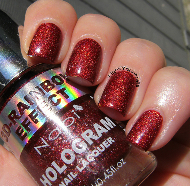 Nabi Hologram Red