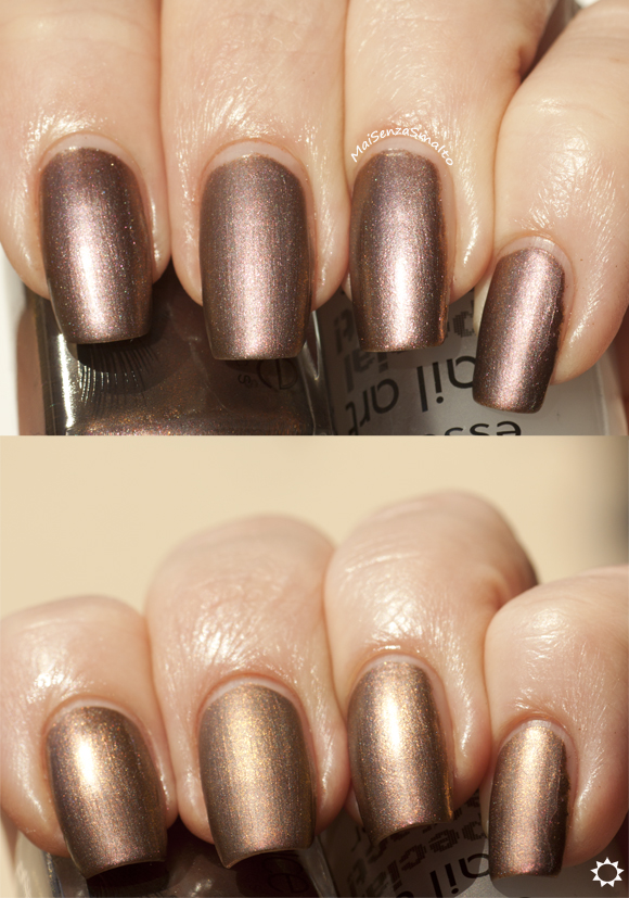 Catrice Feathered Fall Le - C01 Golden Plum-e with Essence Soft Touch