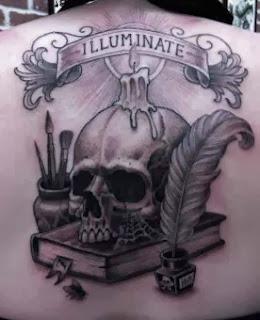 Fotos de tattoos de caveiras