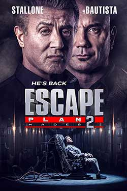 Escape Plan 2: Hades 2018 Multi Audio Hindi ENG Tamil BluRay 720p 1.3GB