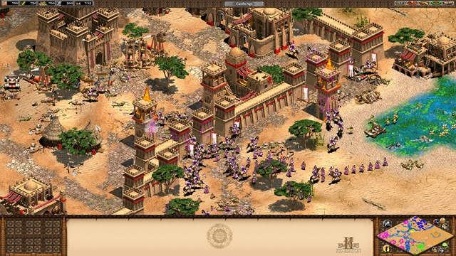 age of empires 2 hd resolution 1080p