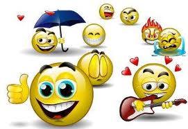 Kode Smiley Chat Facebook Lucu Unik Terbaru