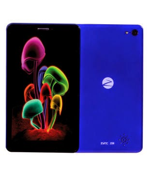Buy Zync Rainbow Tablet Rs. 6,304 only at Snapdeal.