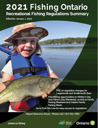 2021 ONTARIO FISHING REGULATIONS