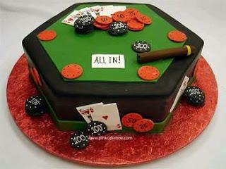Tortas de Casino para Fiestas de 15 Años, parte 2